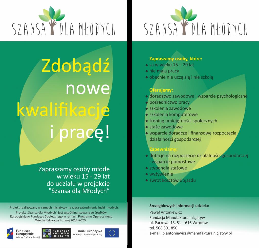 szansadlamlodych_ulotka