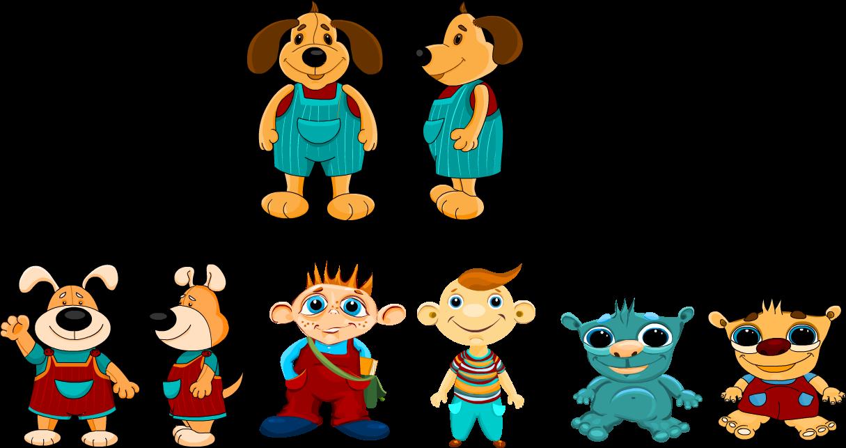postacie
